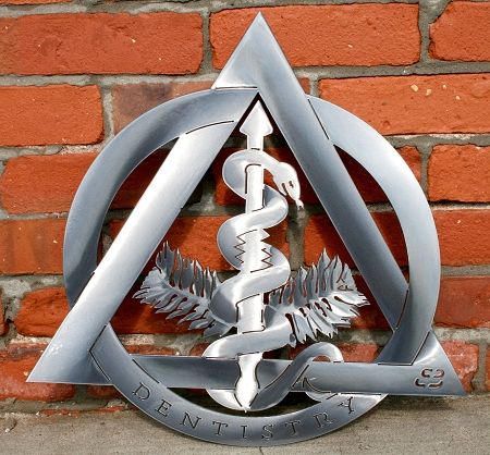 Dental Art Caduceus